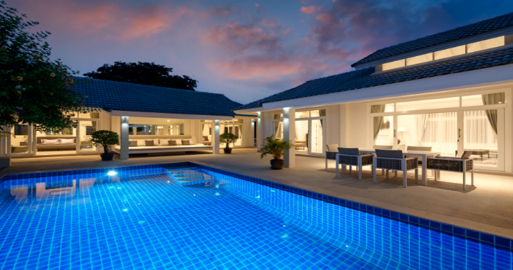 Newly Renovated 3 Bed Pool Villa Residence in Bophut-21