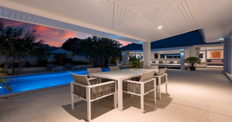 Newly Renovated 3 Bed Pool Villa Residence in Bophut-20