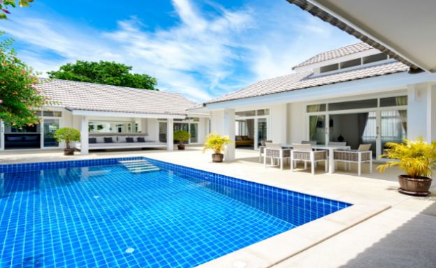 Newly Renovated 3 Bed Pool Villa Residence in Bophut