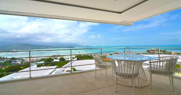 Modern 2 Bed Pool Sea-view Apartment in Big Buddha-2