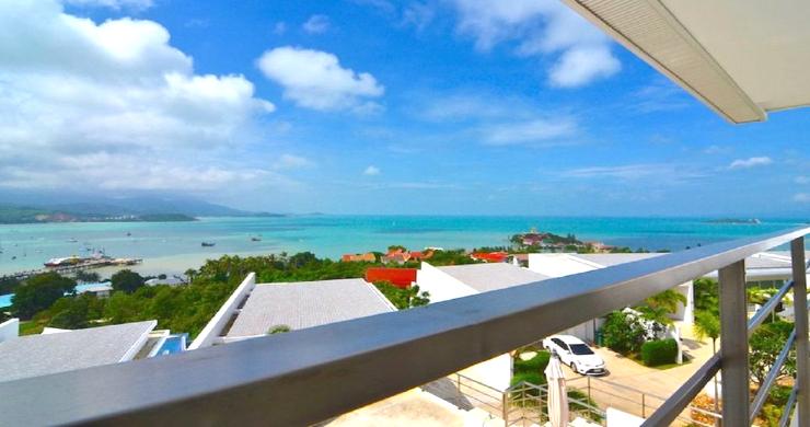 Modern 2 Bed Pool Sea-view Apartment in Big Buddha-1