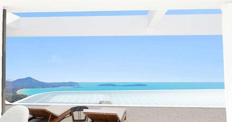 Spectacular 6 Bed Luxury Sea View Villa in Bangrak-4