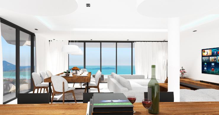 Spectacular 6 Bed Luxury Sea View Villa in Bangrak-2
