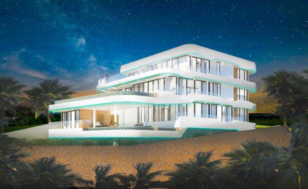 Spectacular 6 Bed Luxury Sea View Villa in Bangrak