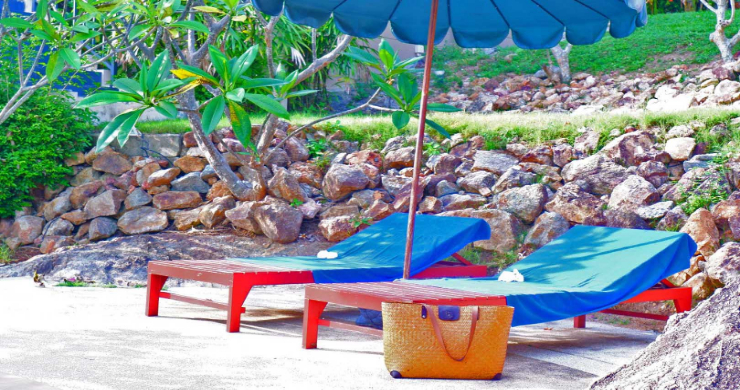Beachfront 3 Bedroom Sea View Villa on Laem Yai Bay-17