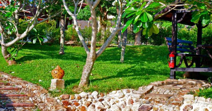 Beachfront 3 Bedroom Sea View Villa on Laem Yai Bay-18