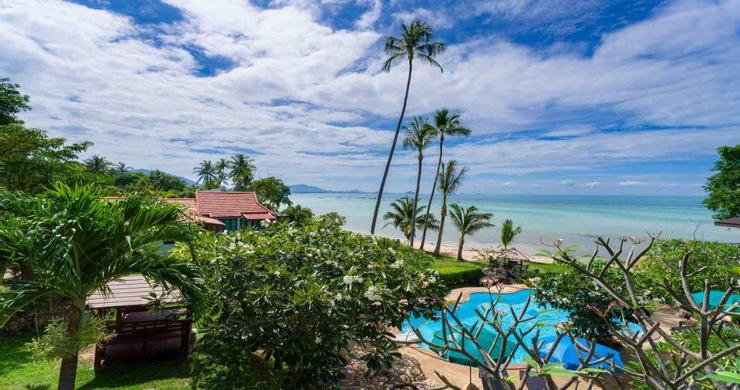 Beachfront 3 Bedroom Sea View Villa on Laem Yai Bay-21