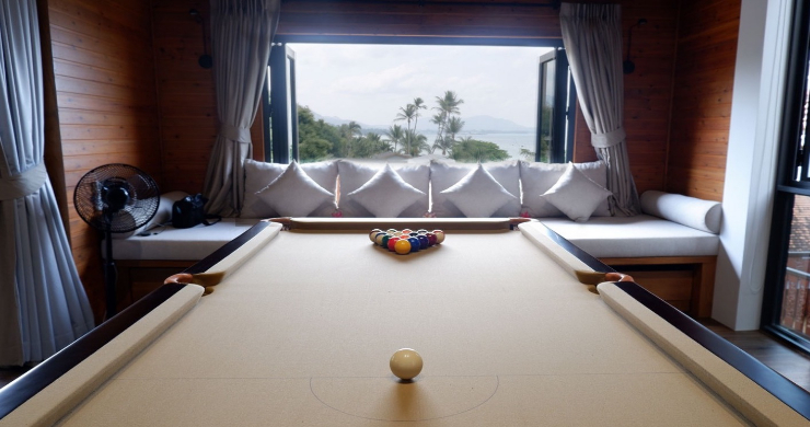 Beachfront 3 Bedroom Sea View Villa on Laem Yai Bay-10