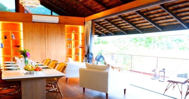 Beachfront 3 Bedroom Sea View Villa on Laem Yai Bay-14
