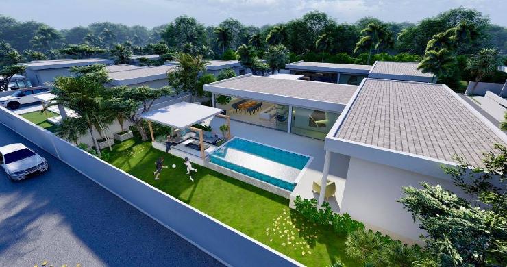 New Stylish Modern 2 Bed Private Pool Villas in Lamai-10
