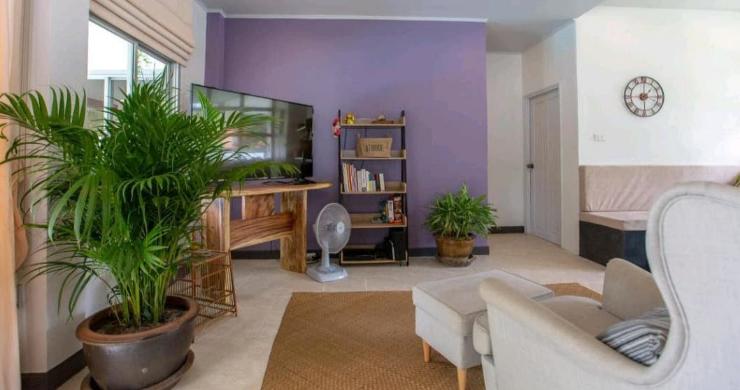 Tropical 2 Bedroom Pool Villa for Sale in Bangrak-11