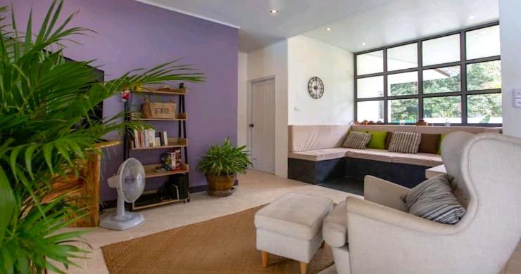 Tropical 2 Bedroom Pool Villa for Sale in Bangrak-5