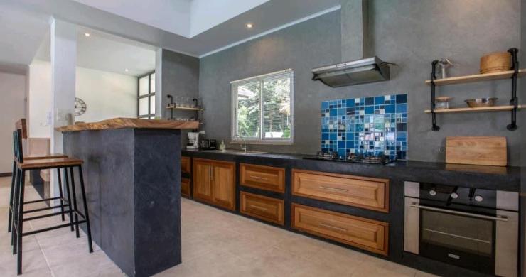 Tropical 2 Bedroom Pool Villa for Sale in Bangrak-4