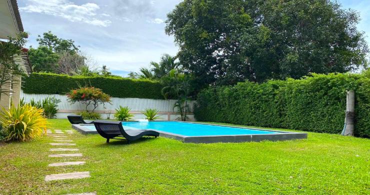 Tropical 2 Bedroom Pool Villa for Sale in Bangrak-10