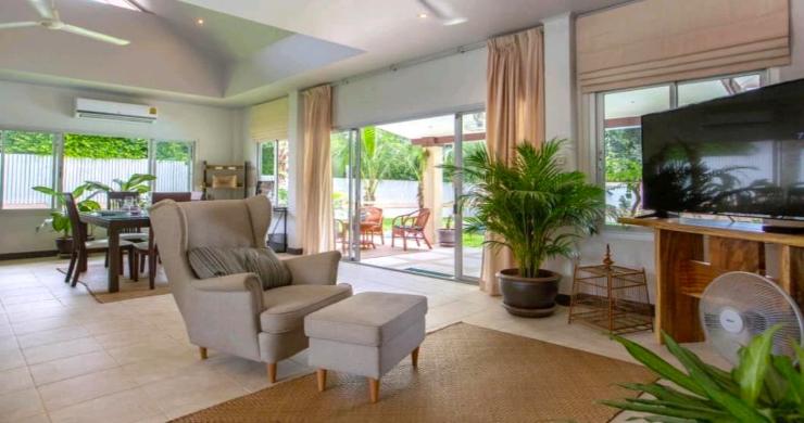 Tropical 2 Bedroom Pool Villa for Sale in Bangrak-2