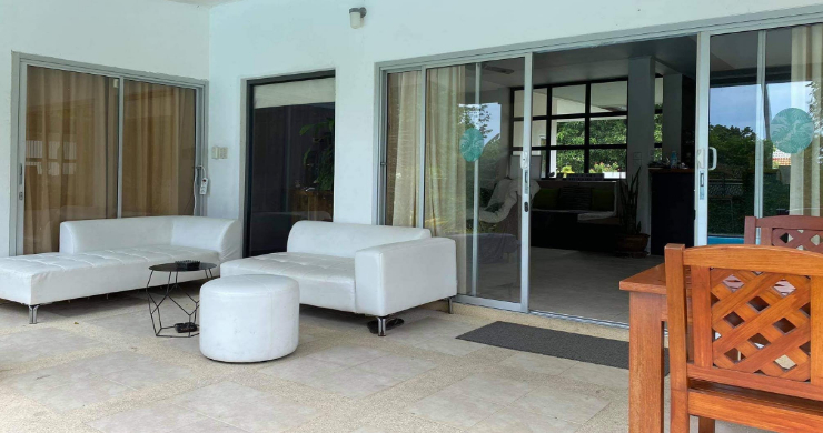 Tropical 2 Bedroom Pool Villa for Sale in Bangrak-9