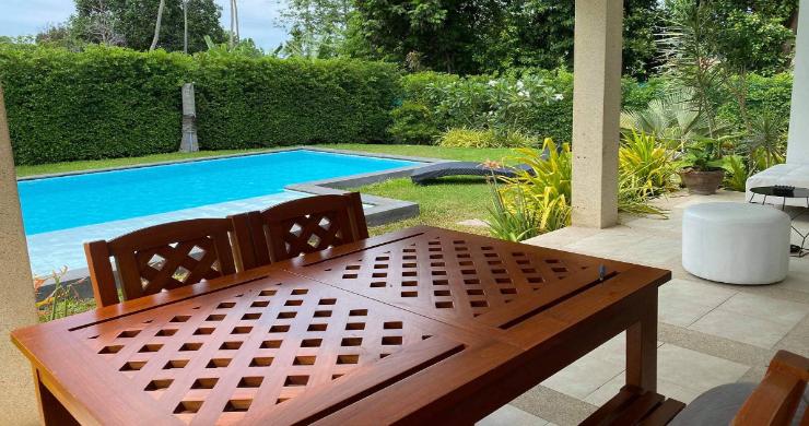 Tropical 2 Bedroom Pool Villa for Sale in Bangrak-7