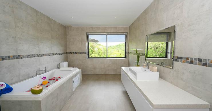 Luxury 6 Bedroom Private Sea View Villa in Plai Laem-17