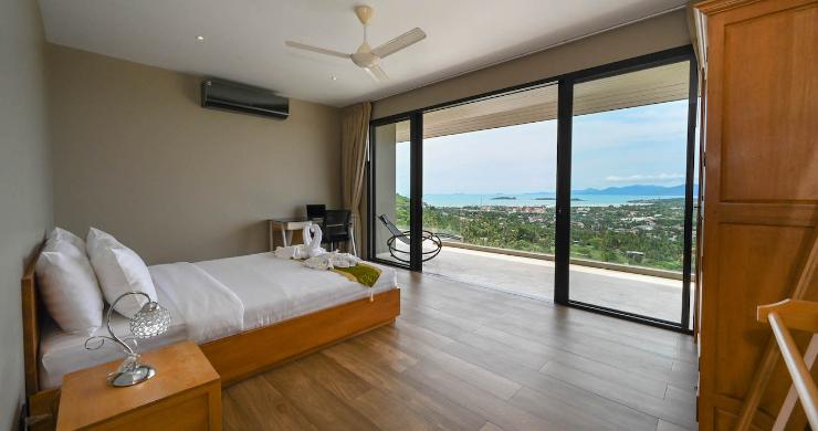 Luxury 6 Bedroom Private Sea View Villa in Plai Laem-12