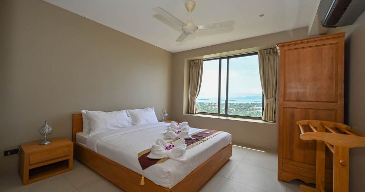 Luxury 6 Bedroom Private Sea View Villa in Plai Laem-10