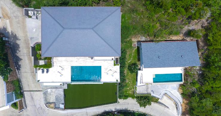 Luxury 6 Bedroom Private Sea View Villa in Plai Laem-24