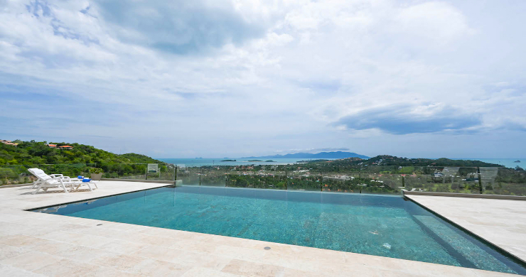Luxury 6 Bedroom Private Sea View Villa in Plai Laem-9