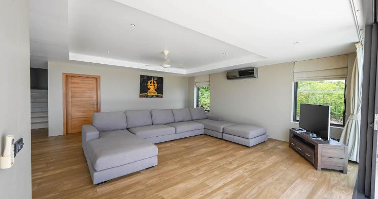Luxury 6 Bedroom Private Sea View Villa in Plai Laem-7
