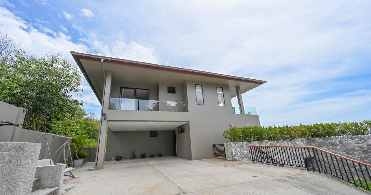 Luxury 6 Bedroom Private Sea View Villa in Plai Laem-23