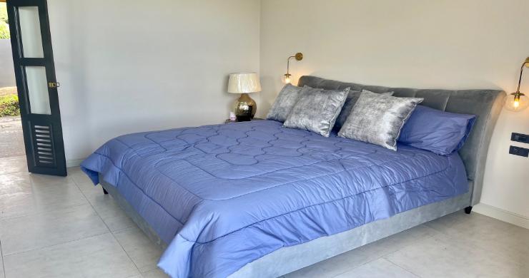 Sumptuous 4 Bed Luxury Sea View Villa in Plai Laem-10