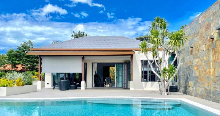Sumptuous 4 Bed Luxury Sea View Villa in Plai Laem-2