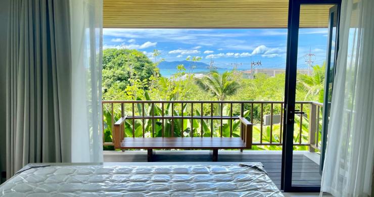 Sumptuous 4 Bed Luxury Sea View Villa in Plai Laem-11