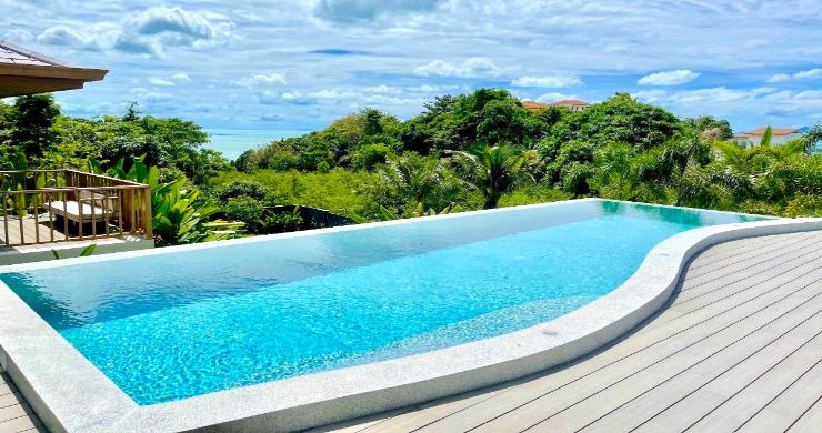 Sumptuous 4 Bed Luxury Sea View Villa in Plai Laem-1