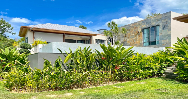 Sumptuous 4 Bed Luxury Sea View Villa in Plai Laem-18