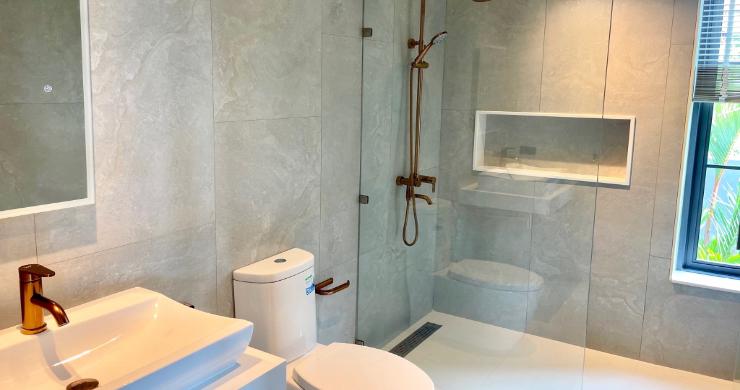 Sumptuous 4 Bed Luxury Sea View Villa in Plai Laem-17