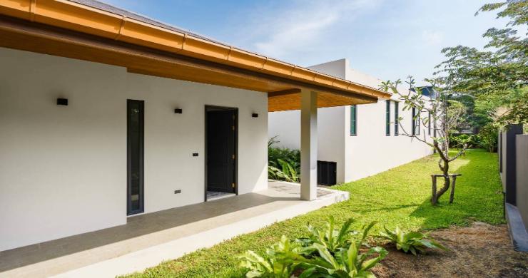 Sumptuous 4 Bed Luxury Sea View Villa in Plai Laem-19