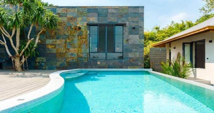 Sumptuous 4 Bed Luxury Sea View Villa in Plai Laem-6