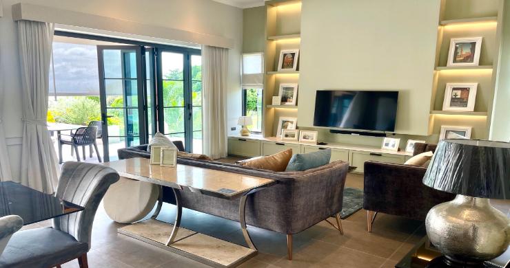 Sumptuous 4 Bed Luxury Sea View Villa in Plai Laem-3