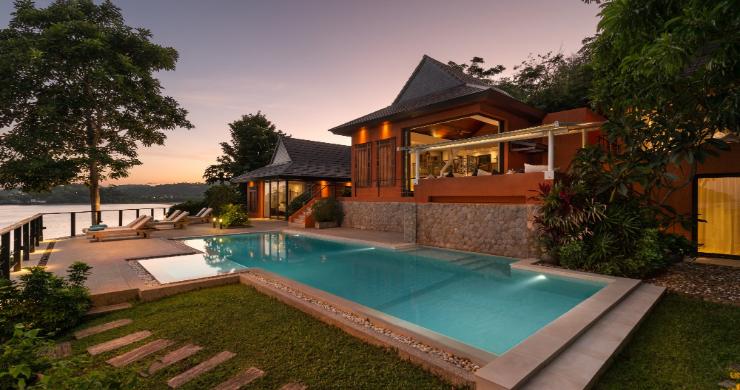 Oceanfront 5 Bedroom Luxury Villa for Sale in Phuket-16