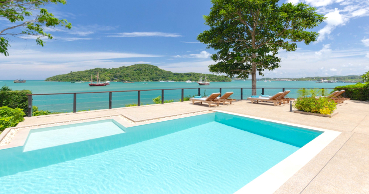 Oceanfront 5 Bedroom Luxury Villa for Sale in Phuket-15