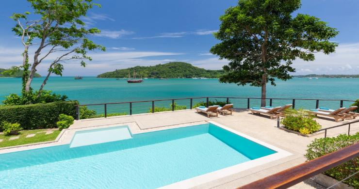 Oceanfront 5 Bedroom Luxury Villa for Sale in Phuket-1