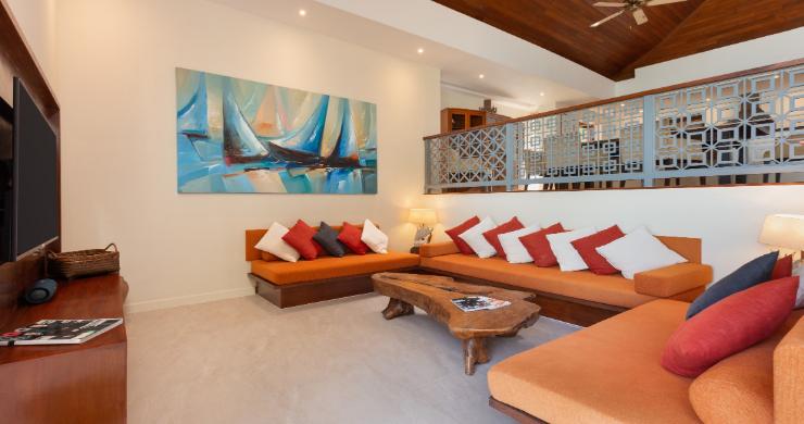 Oceanfront 5 Bedroom Luxury Villa for Sale in Phuket-4