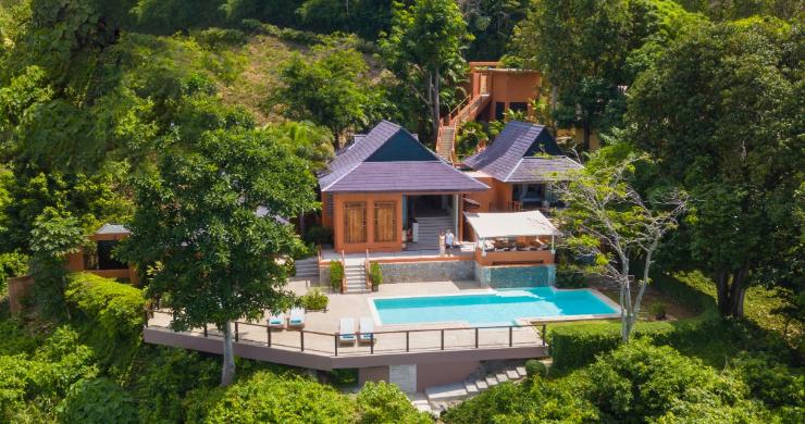 Oceanfront 5 Bedroom Luxury Villa for Sale in Phuket-2