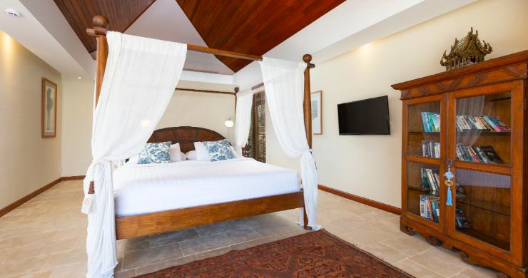 Oceanfront 5 Bedroom Luxury Villa for Sale in Phuket-9