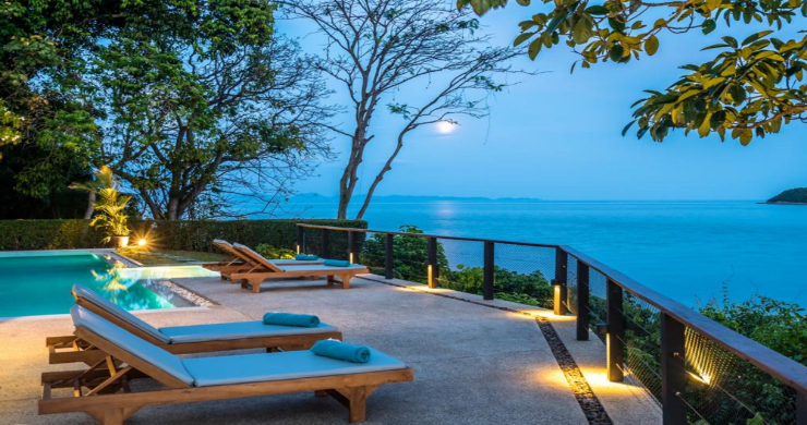 Oceanfront 5 Bedroom Luxury Villa for Sale in Phuket-19