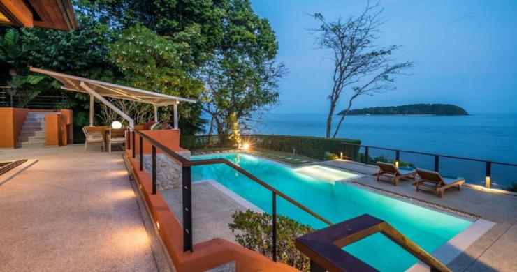 Oceanfront 5 Bedroom Luxury Villa for Sale in Phuket-20