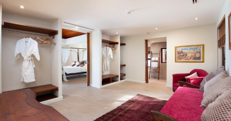 Oceanfront 5 Bedroom Luxury Villa for Sale in Phuket-12