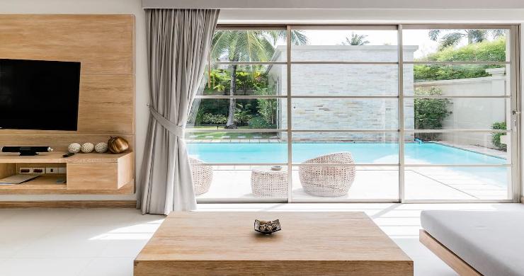 Stylish 3 Bed Beachside Pool Villa in Phuket-3