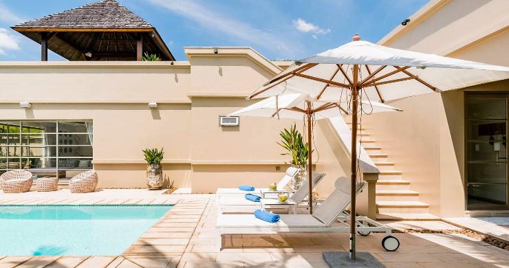 Stylish 3 Bed Beachside Pool Villa in Phuket-4