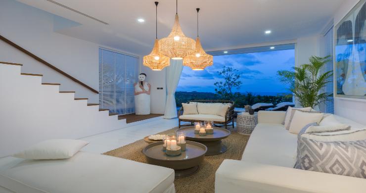 Contemporary 2 Bed Luxury Villas for Sale in Plai Laem-18