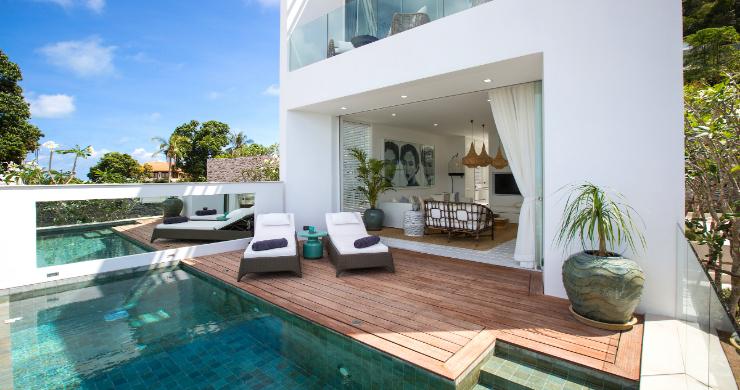 Contemporary 2 Bed Luxury Villas for Sale in Plai Laem-1